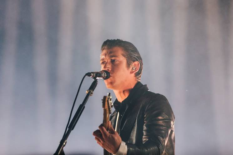 ​Arctic Monkeys Namedrop the Strokes on Their New Album