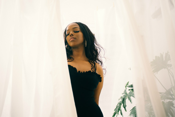 With Her 'Black Dove' EP, Toronto R&B Singer Amaal Is Ready to Fly