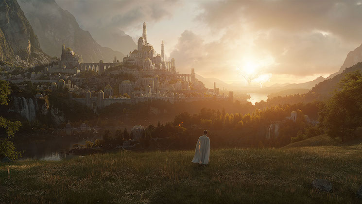 'The Lord of the Rings' Series Gets Release Date, First-Look Image
