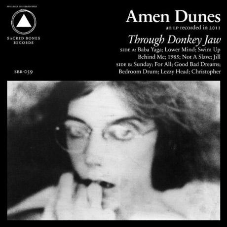 Amen Dunes Through Donkey Jaw