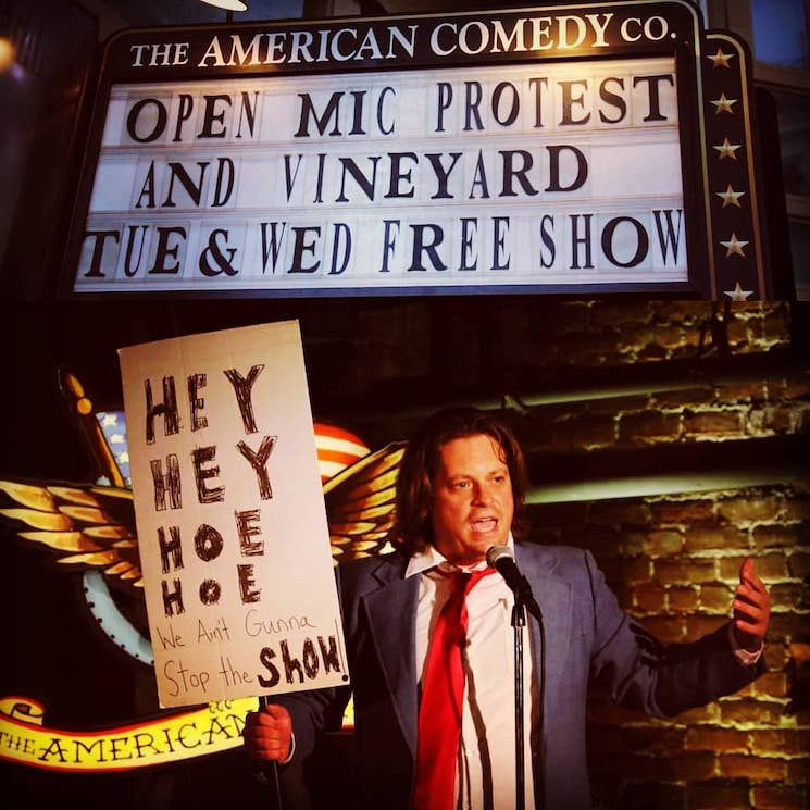 American Comedy Club Rebrands as 'Protest' to Stay Open During COVID-19