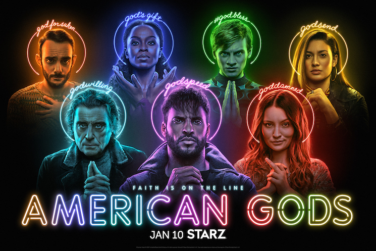 'American Gods' Has Been Cancelled