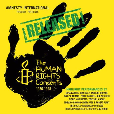 Various Released! The Human Rights Concerts 1986-1998