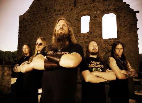 Amon Amarth Announce Canada-Heavy North American Tour