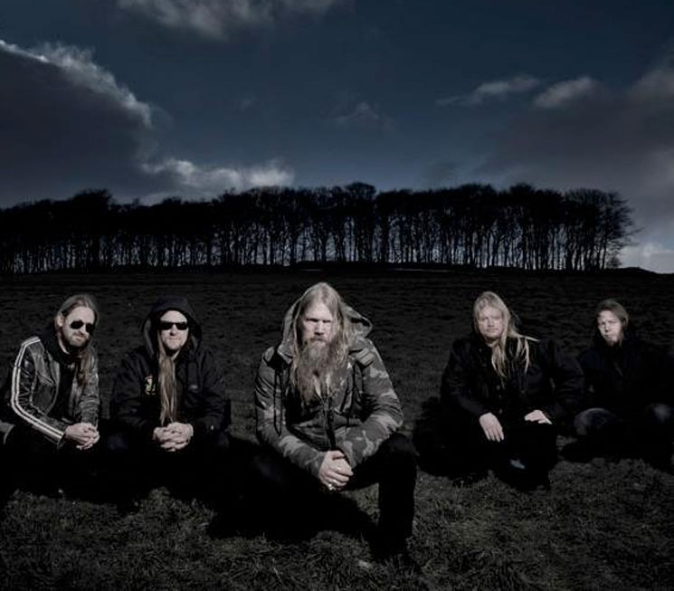 Drummer Fredrik Andersson Leaves Amon Amarth