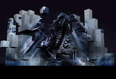 Amon Tobin 'Isam' Live (trailer)