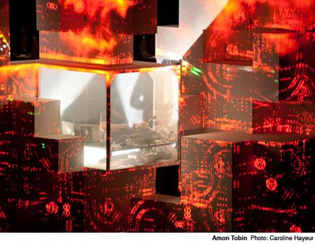 Amon Tobin Metropolis, Montreal QC June 1