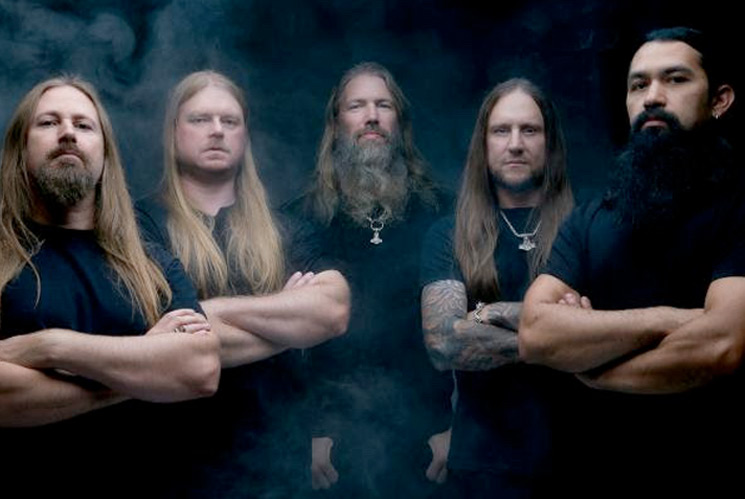 Man Stabbed and Killed After Amon Amarth's Edmonton Show