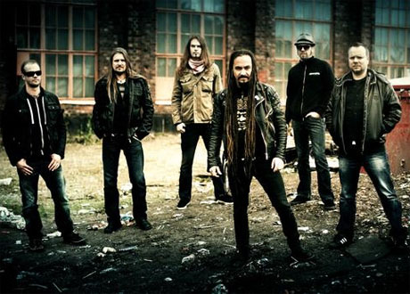 Amorphis Reflect on the Long Path to 'Circle'