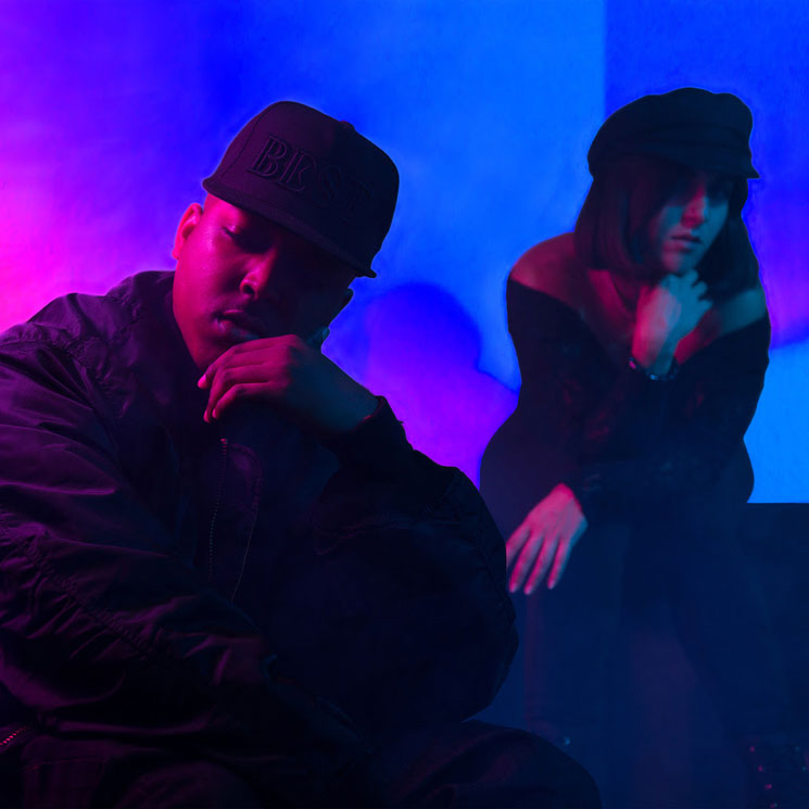 Nite Jewel and Droop-E Team Up as AMTHST for New EP
