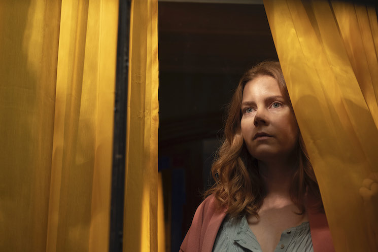 Watch the Trailer for Netflix's Long-Awaited Amy Adams Thriller 'The Woman in the Window'