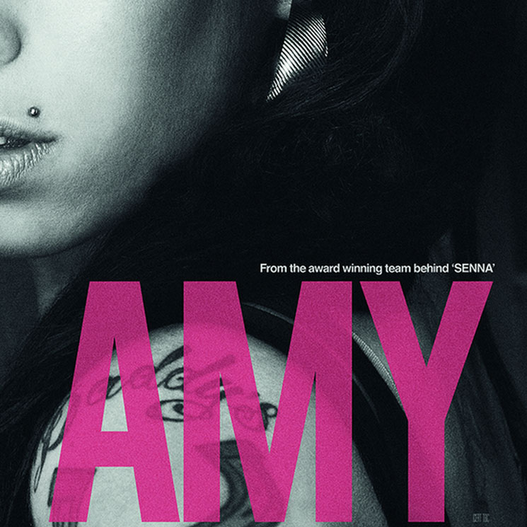 Amy Winehouse Rarities to Surface on Documentary Soundtrack