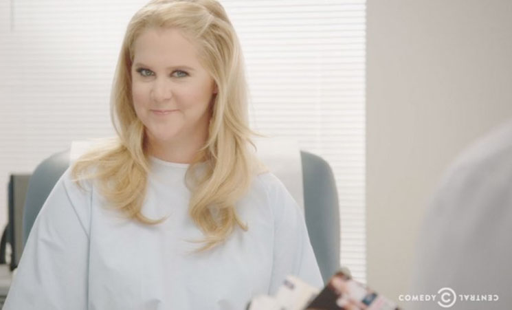 Amy Schumer Shrugs Off Claims of Cultural Appropriation over Beyoncé Parody