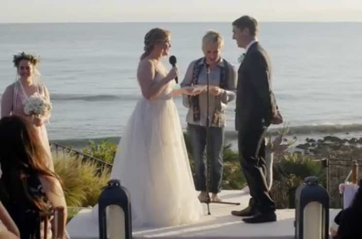 ​Amy Schumer Shares Super Sweet Video of Her Wedding Vows to Chris Fischer