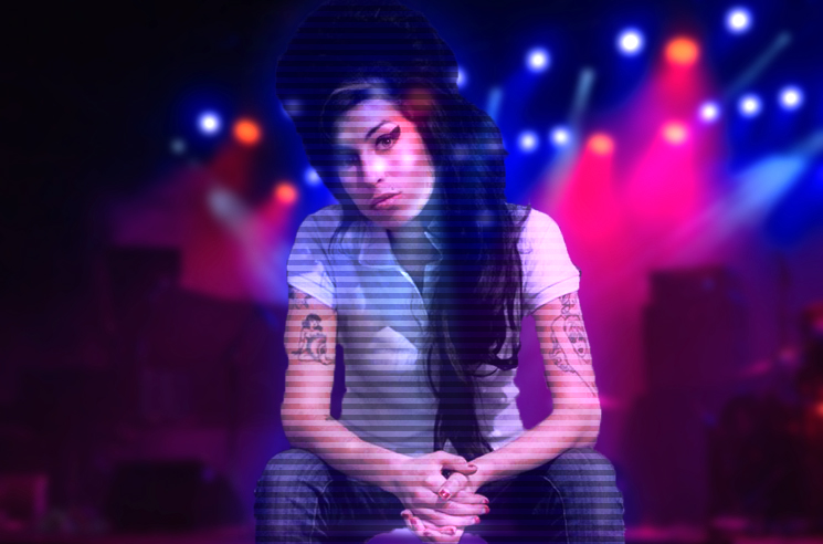 Amy Winehouse Will Tour as a Hologram
