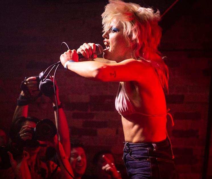 Amyl and the Sniffers Velvet Underground, Toronto ON, July 22