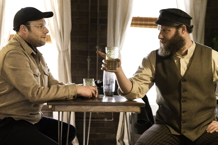 Believe It or Not, Seth Rogen's 'An American Pickle' Is Genuinely Poignant Directed by Brandon Trost