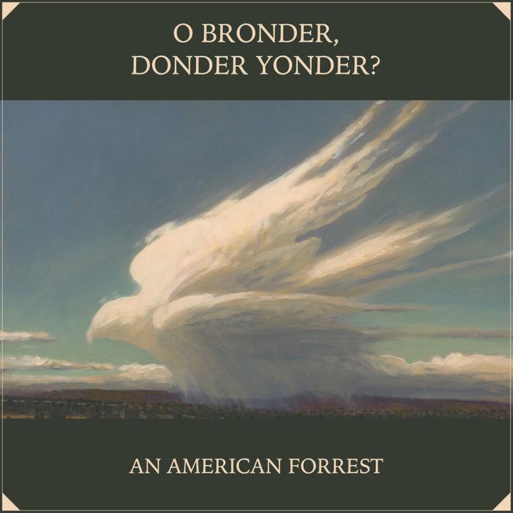 An American Forrest O Bronder, Donder Yonder?