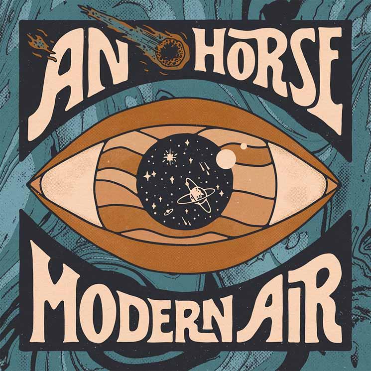 An Horse Modern Air