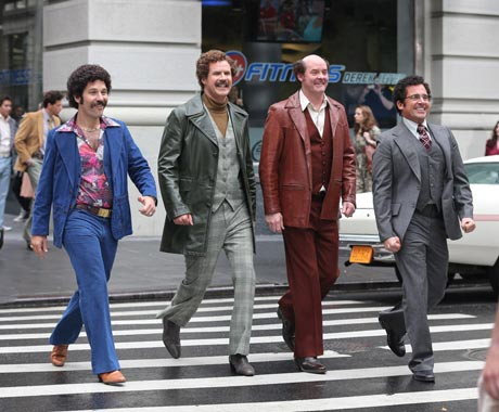 Anchorman 2:  The Legend Continues Adam McKay