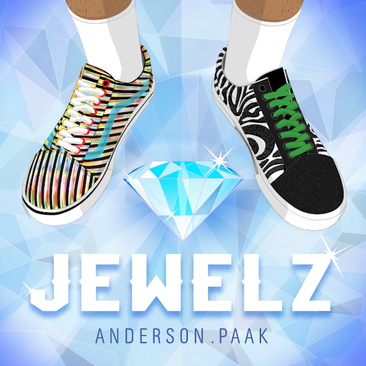 Anderson .Paak Teams Up with Timbaland on New Song 'JEWELZ'