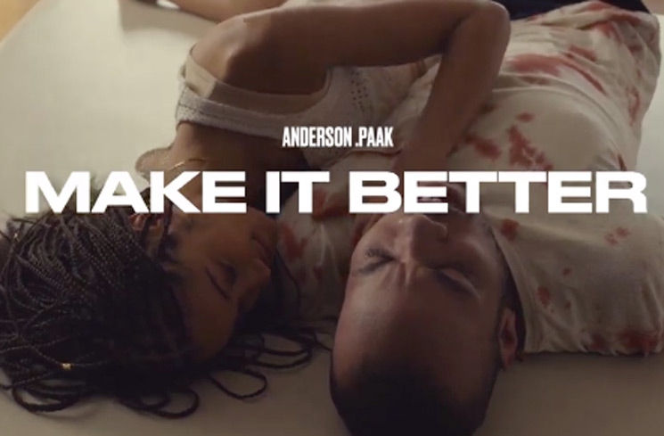 "Hear Anderson .Paak and Smokey Robinson's New 'Ventura' Song ""Make It Better"""