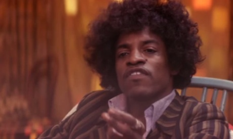 André 3000 'All Is By My Side' (Jimi Hendrix biopic trailer)