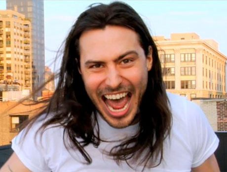 "Andrew W.K. Announces Canadian Dates, Promises ""Mega Party Vibe"" on New Album"