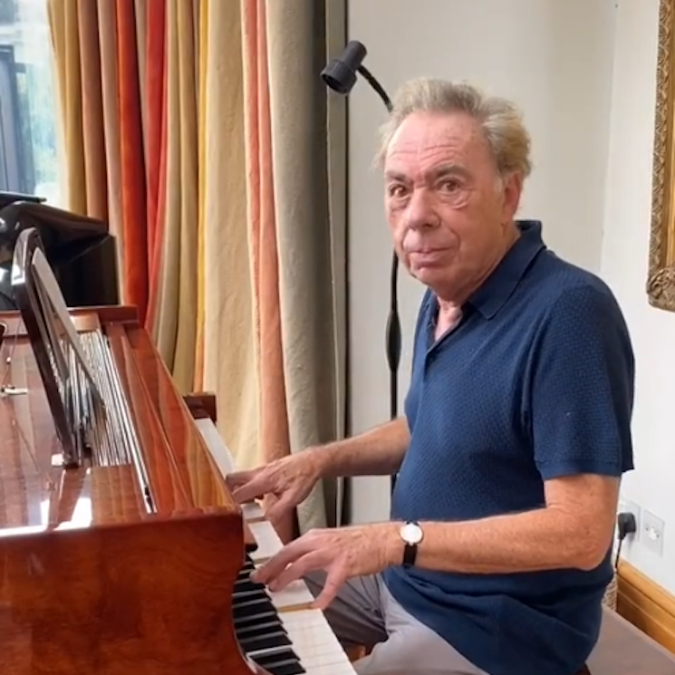 Andrew Lloyd Webber Drops 'Phantom of the WAPera' Remix