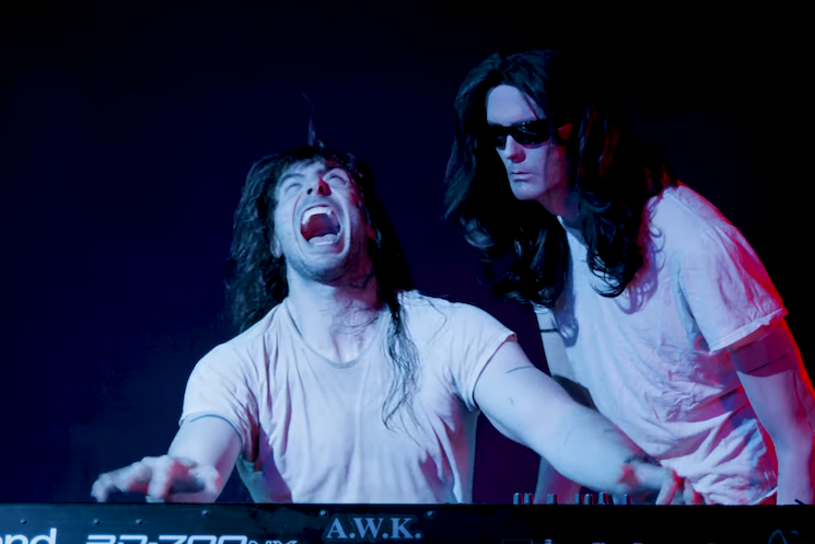 Andrew W.K. Returns with New Single 'Babalon'