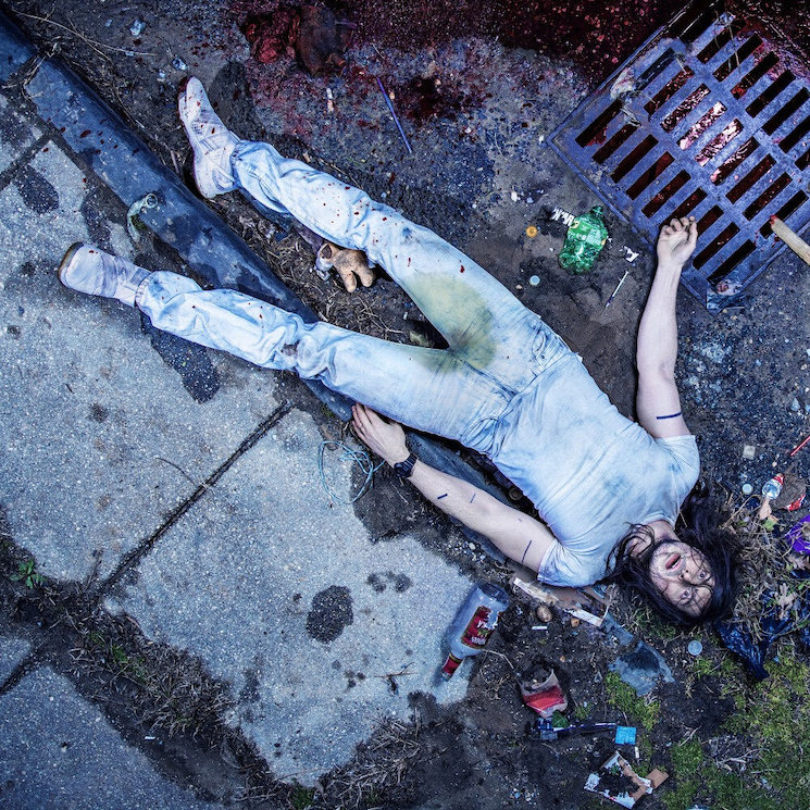 Andrew W.K. Announces New Album 'God Is Partying,' Confirms He's Dating Kat Dennings