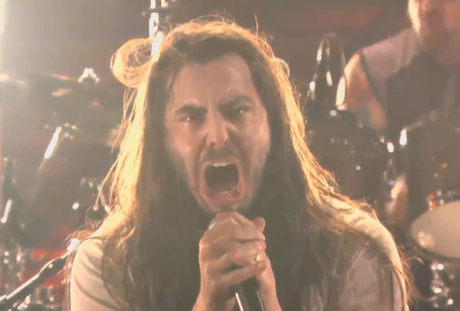 Andrew W.K. 'It's Time to Party' (live on 'Conan')