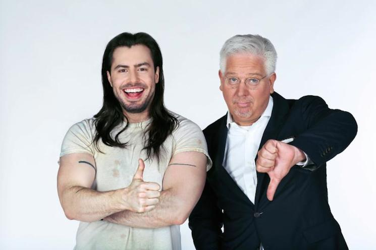 Andrew W.K. Gets New Radio Show on Glenn Beck's Network