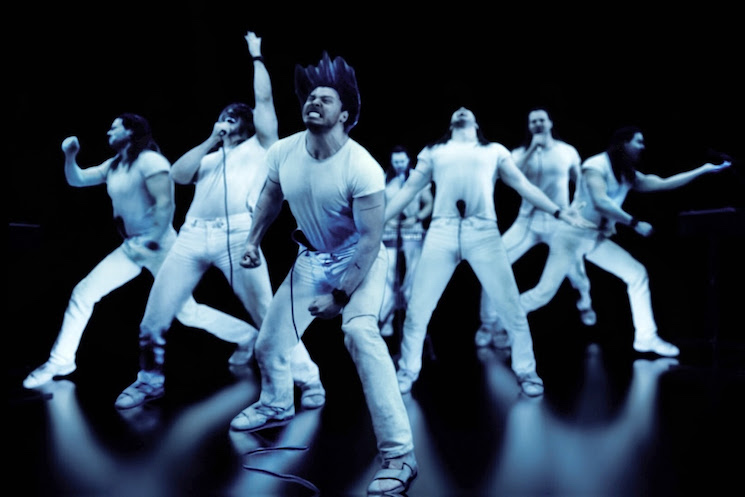Andrew W.K. Shares 'Music Is Worth Living For' Video, Extends North American Tour