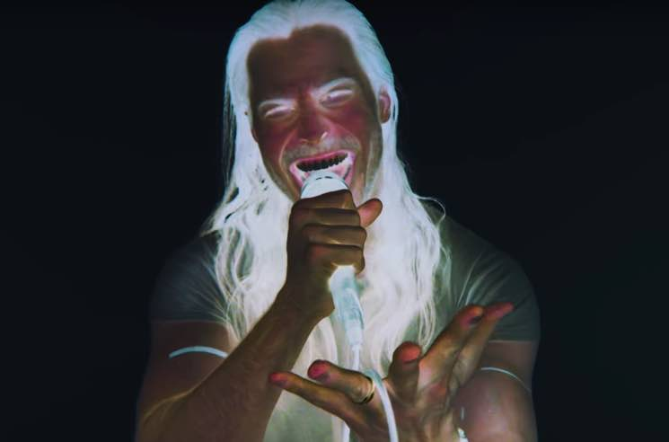 "​Andrew W.K. Embraces the Negative in ""You're Not Alone"" Video"