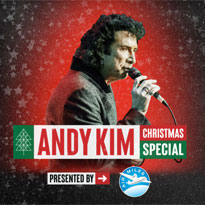 Andy Kim Lines Up Televised Christmas Show with Broken Social Scene, Barenaked Ladies, City and Colour