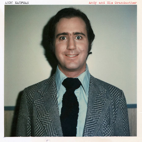 Andy Kaufman Comedy Album to Be Issued by Drag City