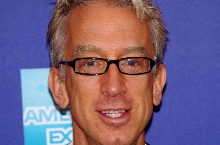 Andy Dick Charged with Sexual Battery After Allegedly Groping Stranger on the Street