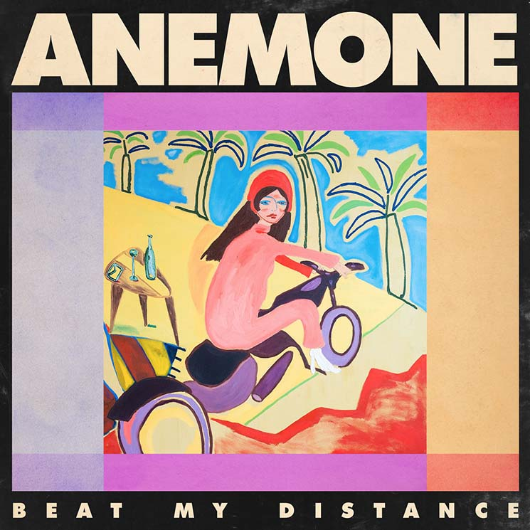 Anemone Beat My Distance