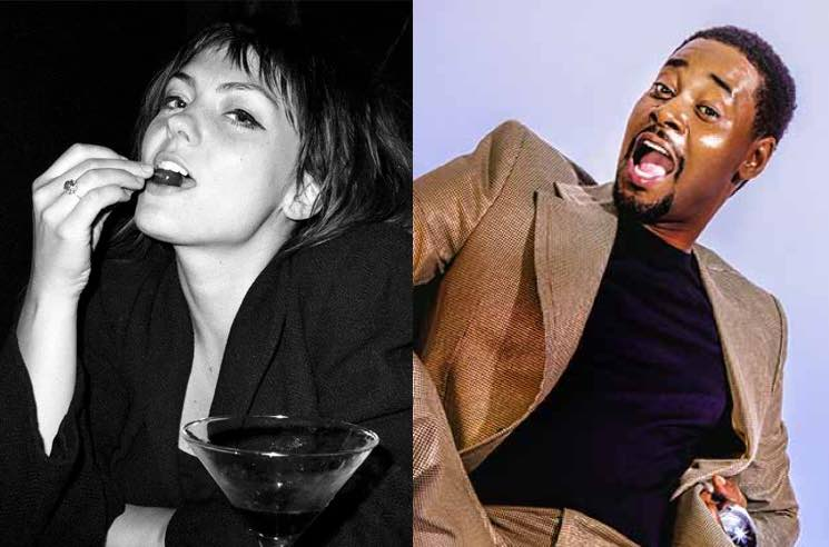 Danny Brown and Angel Olsen Really Want to Work Together