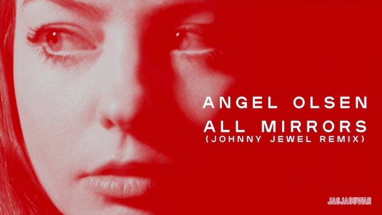Johnny Jewel Shares Remix of Angel Olsen's 'All Mirrors'