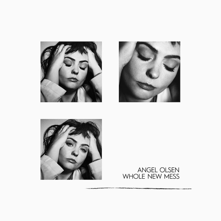 Angel Olsen Announces 'All Mirrors' Companion Album 'Whole New Mess'