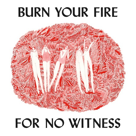 Angel Olsen Returns with 'Burn Your Fire for No Witness'