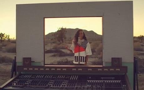 Angel Haze 'Battle Cry' (ft. Sia) (video)