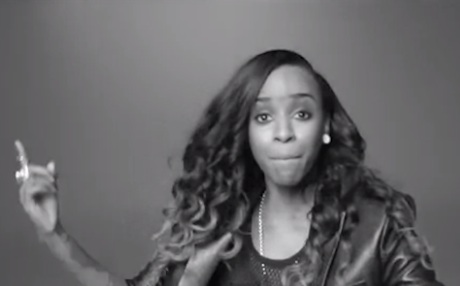 """Angel Haze """"A Tribe Called Red"""" (video)"""