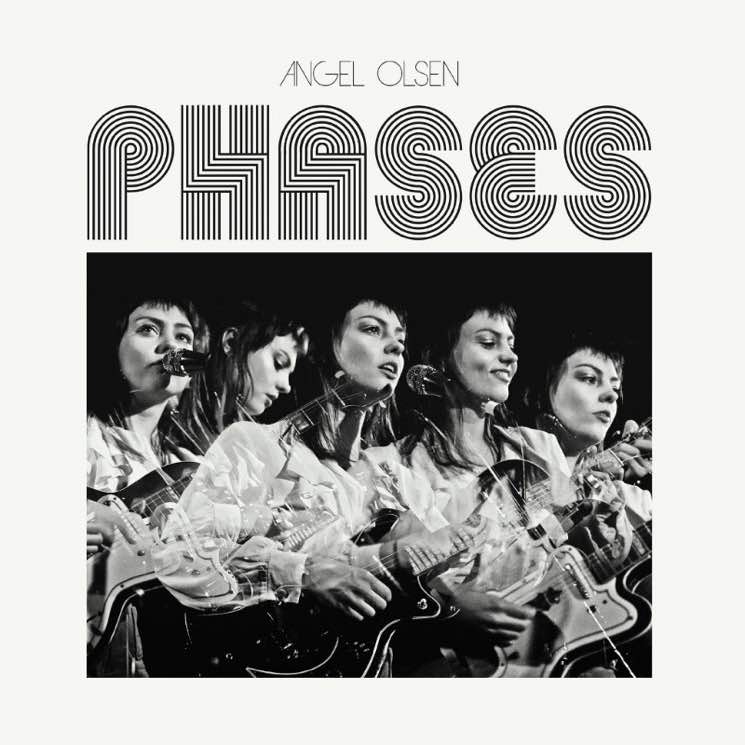 ​Angel Olsen Collects Rarities for 'Phases' LP, Shares 'Special'
