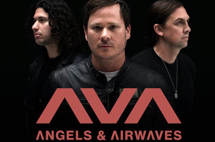 "​Angels & Airwaves Return with New Single ""Rebel Girl"""