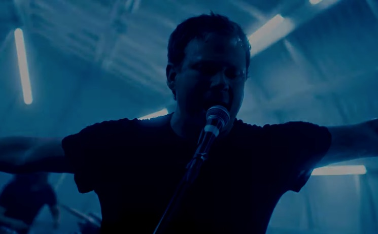 "Angels & Airwaves' ""Rebel Girl"" Video Includes a Tired ""Friendzone"" Plotline"