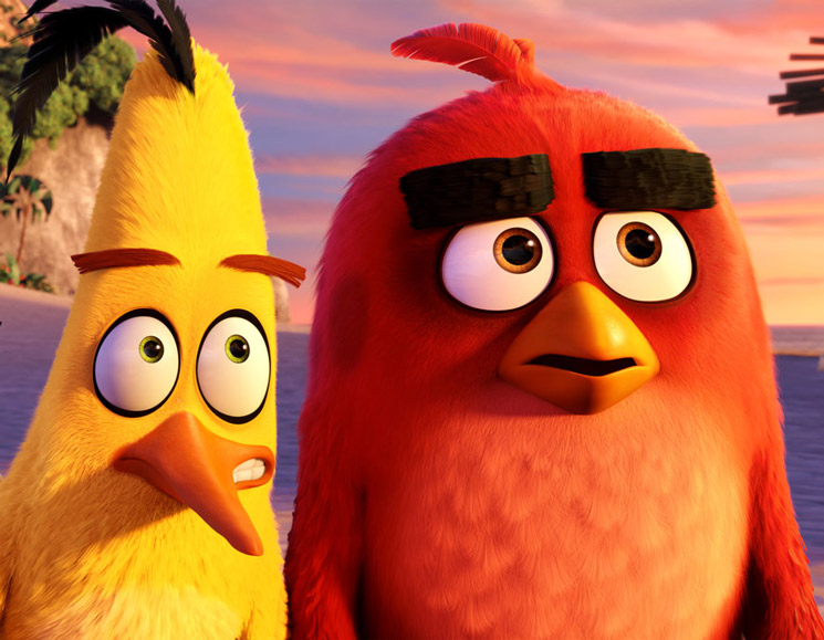 Angry Birds Directed by Clay Kaytis and Fergal Reilly