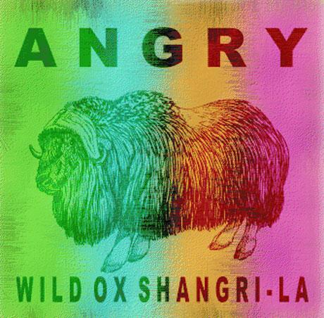 Angry Wild Ox Shangri-La